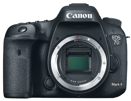 Canon 7D Mark II coming with WiFi adapator