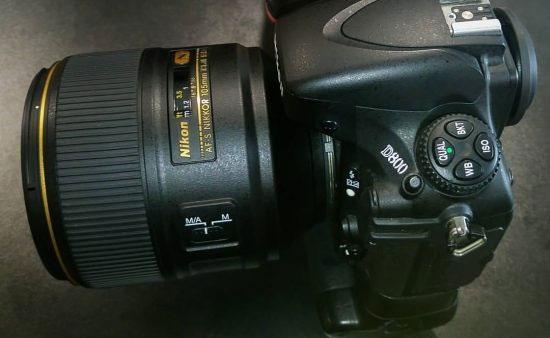 Nikon 105 image leaked