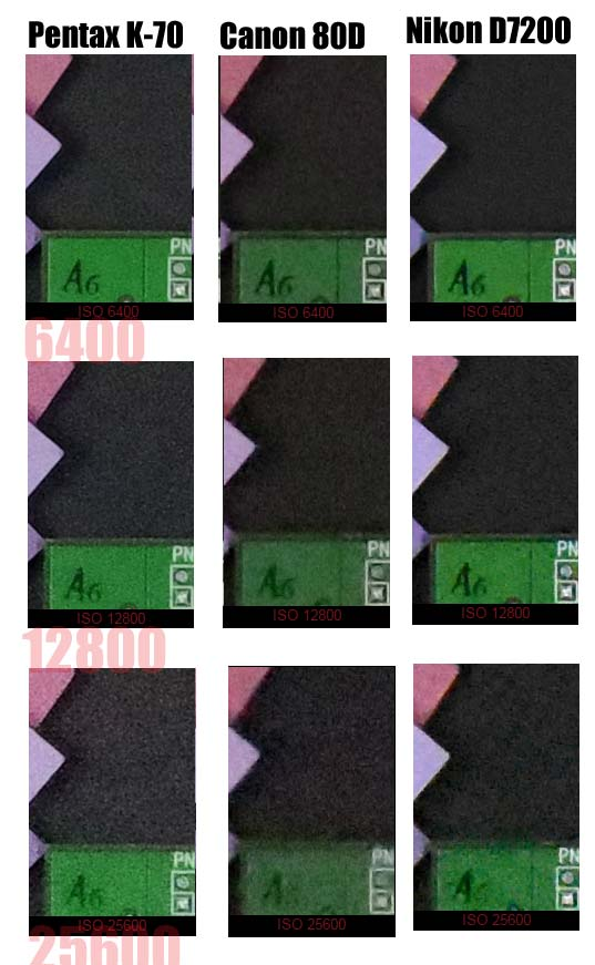 Pentax K-70 Test image