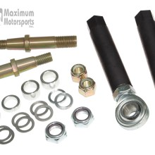 MM Bumpsteer kit, 1979-93 Mustang with SN95 control arms, tapered-stud style