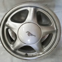 used mustang wheel set of 4
