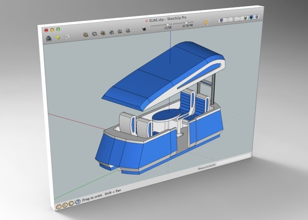 How i do it sketchup the new hobbyist the new hobbyist for Sketchup import stl