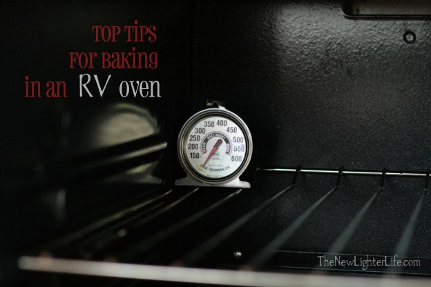 5 Tips for Baking in an RV Oven