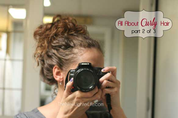 Curly Hair Styling Tips - Part 2 of 3