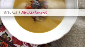 Rituals of Nourishment FLASH SALE