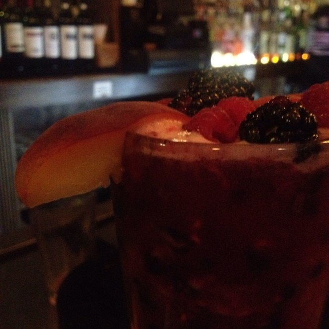 Cocktail wars come to newport ri the newport blast for Fruity pebbles alcoholic drink