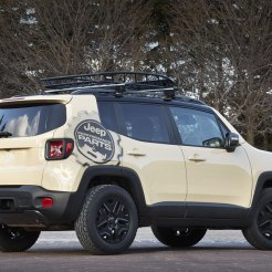 2015 Easter Jeep Safari Concepts | Jeep Renegade Desert Hawk