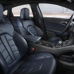 2015 Chrysler 200 Interior Color: Ambassador Blue