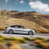 2016 BMW 4 Series Exterior