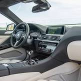 2016 BMW 6 Series Front Interior