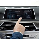 2016 BMW 7 Series Infotainment