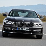 2016 BMW 7 Series Front