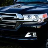 2016 Toyota Land Cruiser