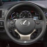 2016 Lexus CT Hybrid driver view
