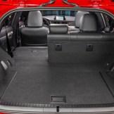 2016 Lexus CT Hybrid trunk