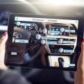 Hyundai Virtual Guide App 3D video owner's manual tablet