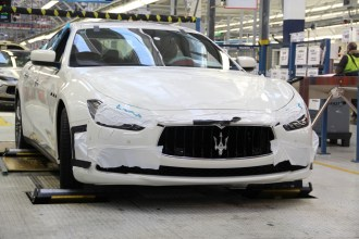 Smithsonian Channel Supercar Superbuild show preview Maserati 2