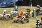 Monster Jam Show Dayton ATV race competition