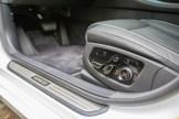 2017 Genesis G90 model overview car driver seat adjustment controls