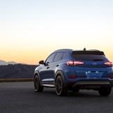 2017 Hyundai Tucson NIGHT model CUV special edition availability