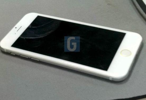 iPhone leak