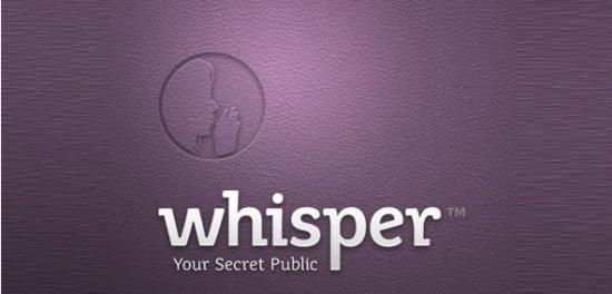 whisper-app