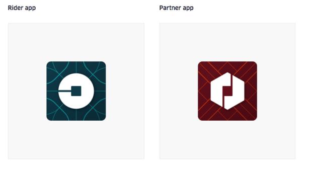 uber new logo