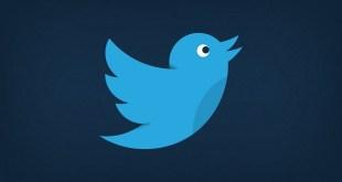 Twitter logo, a blue bird