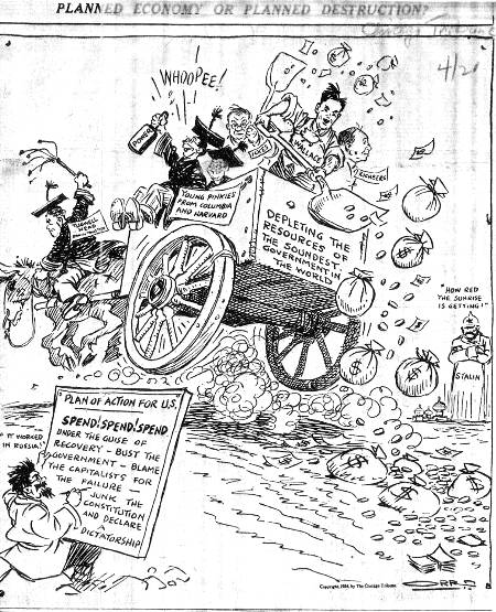 1934 cartoon blog