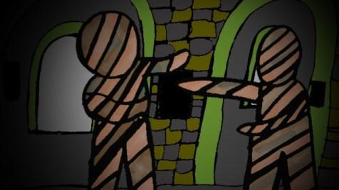 randy stennes 05.0_Mummy Fight (0-00-03-04)