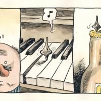People I admire... Liniers