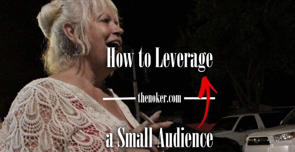 How to Leverage a Small Following