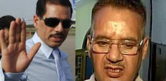 """What Vadra said to Joshi? """"Just took on Shaktiman killer BJP MLA Ganesh Joshi. I saw him with his entourage at the airport at Dehradun receiving some BJP MP and I told him what I thought of him. He then came towards me screaming, shouting and threatening. But I told him that if the horse can't speak then I will,"""" he said. Joshi abused Vadra? Speaking to news agency ANI in Dehradun, Vadra said that when he gave a piece of his mind to Joshi over the death of the animal, he was verbally abused by the BJP MLA. Vadra further said that Joshi and his """"goons"""" were later asked to leave the airport for creating a commotion. Shaktiman's death On April 20th, after undergoing surgeries for over a month, Shaktiman whose hind-limb was injured during a BJP protest rally, succumbed to his injuries. On March 14, during the protest march in Dehradun, Joshi had allegedly attacked Shaktiman, who was deployed with the mounted police. As Shaktiman moved backwards to protect himself from the blows, one of his hind limbs got tangled in a railing, resulting in a serious injury. The limb had to be amputated and the horse had to undergo a double surgery. Joshi was arrested on March 18 for allegedly attacking the horse and sent to 14 days' judicial custody."""