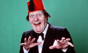 tommy cooper and fez