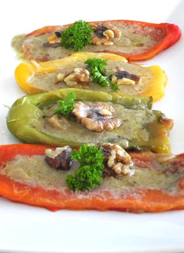 Paleo Italian Appetizer - Bagna Cauda