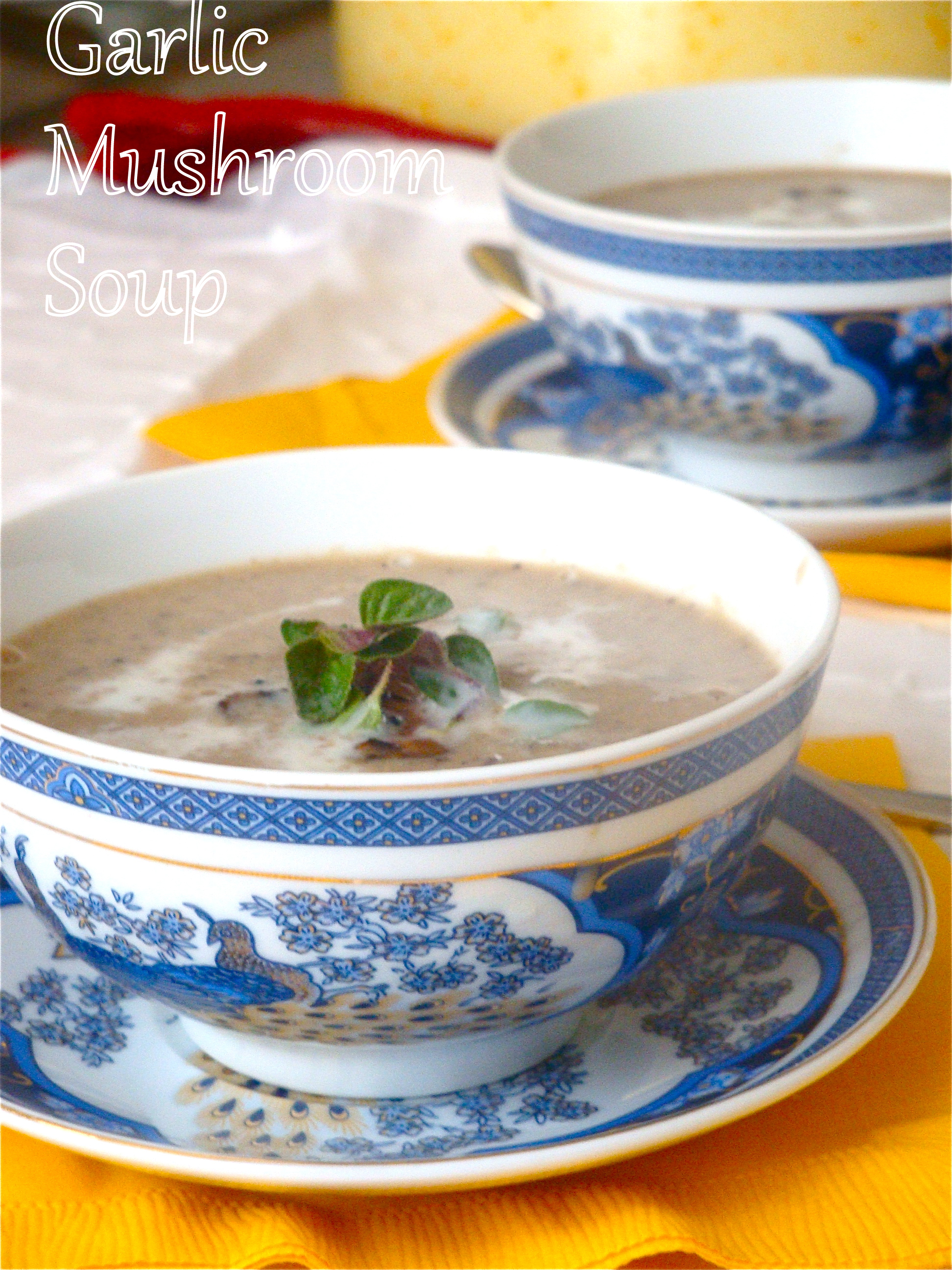 ... mushroom soup bourdain s mushroom soup hungarian mushroom soup garlic
