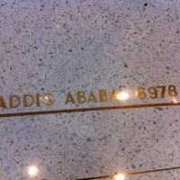 I discovered Addis Ababa!