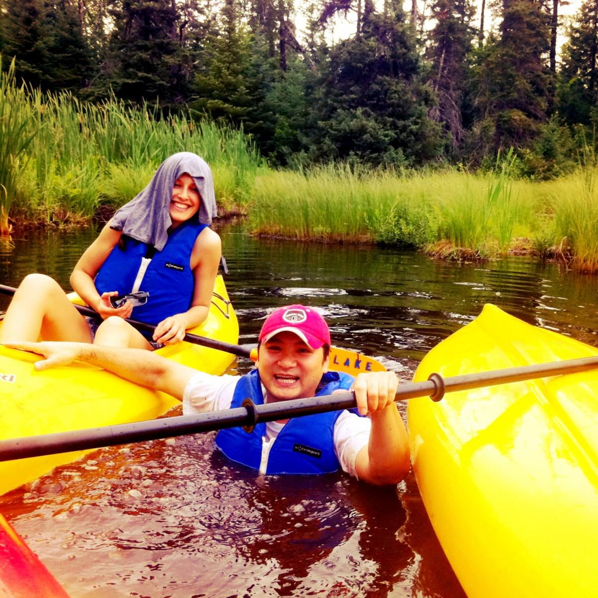 Tofte Lake Living Newspaper Retreat