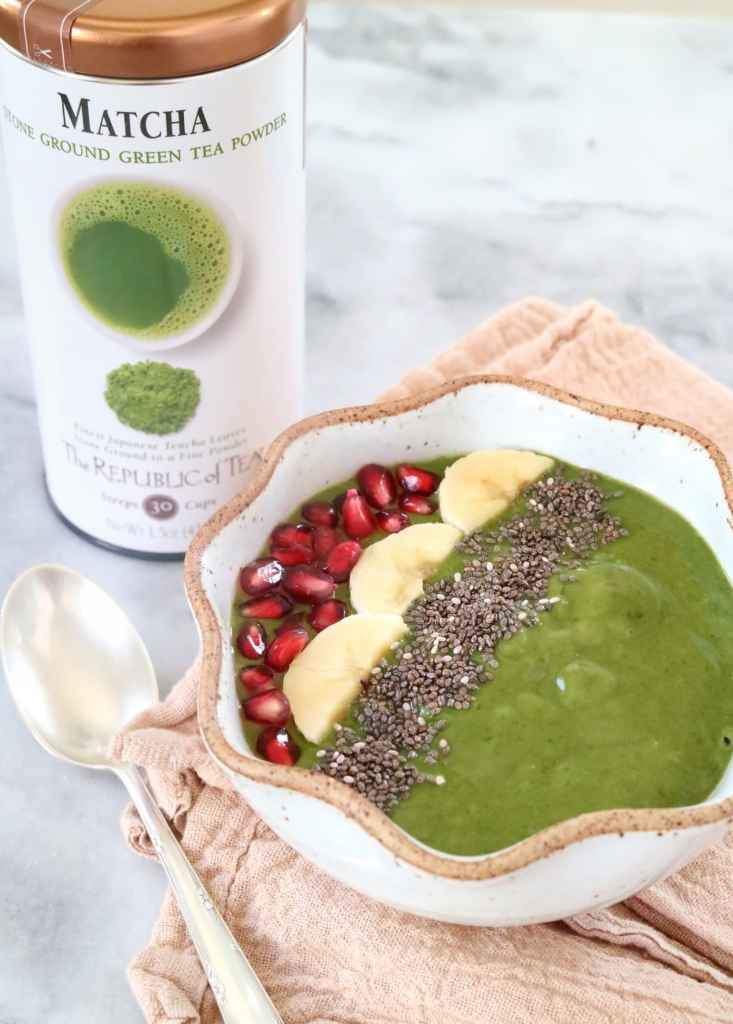 Matcha Power Smoothie Bowl