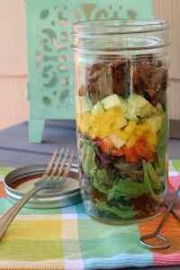 Grilled Hoisin Steak Salad
