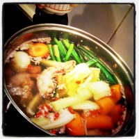 Immune Boosting - Cold and Flu Busting - Chicken Soup