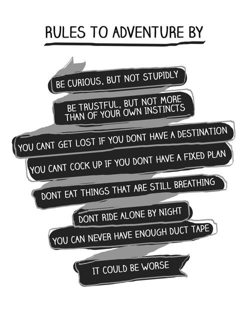 RulestoAdventureBy