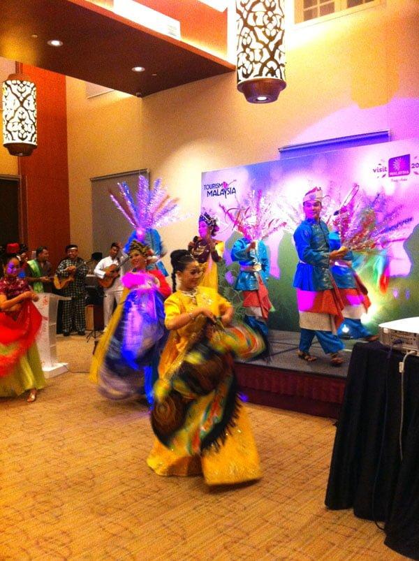 Tourism Malaysia - Dancers