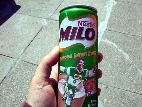Chope! Milo TIn