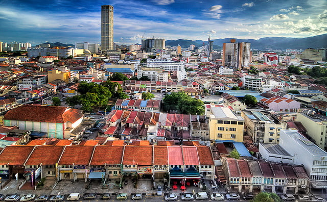 Weekend Wanderlusting: A Weekend in Penang