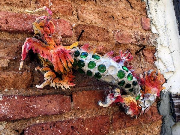 Penang Street Art - Lebuh Ah Quee Dragon