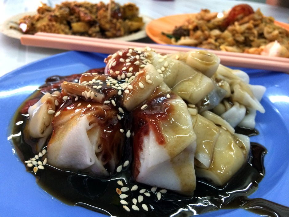 Foodie Paradise – A non-stop weekend of eating in Penang