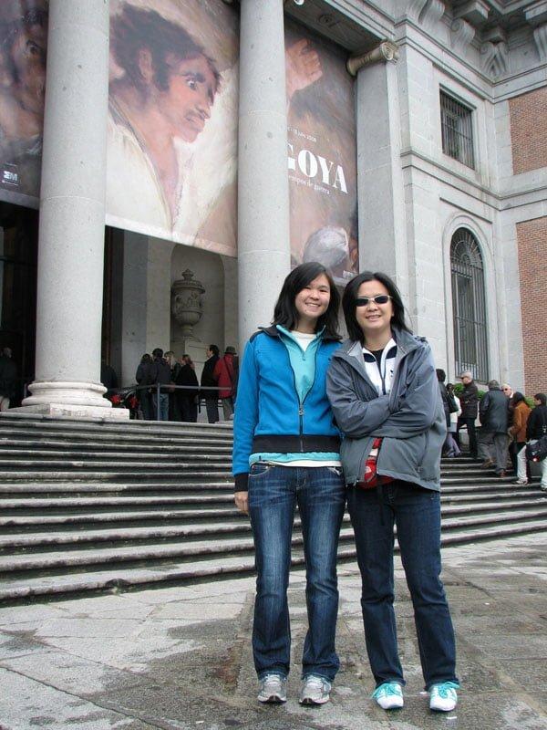 Madrid 2008 - Goya Museo Del Prado