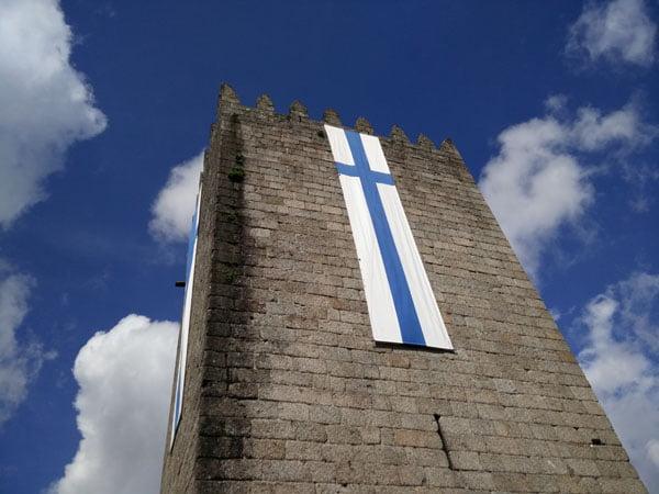 Portugal - Guimaraes Castle