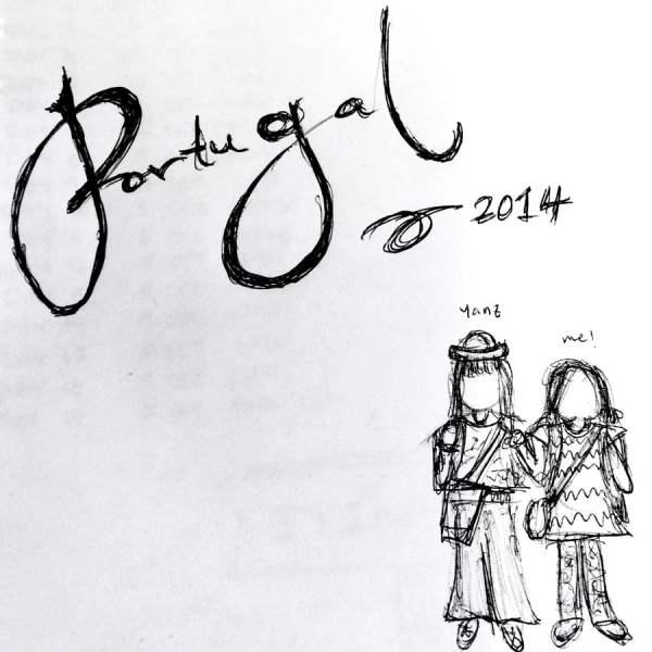 Portugal - Journal Sketch